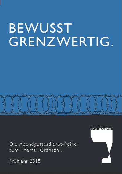 """Obertürkheim: So 20.10.2019 – Nachtschicht """"Gottvertrauen"""" mit Duo Patrick Bebelaar und Christoph Beck"""