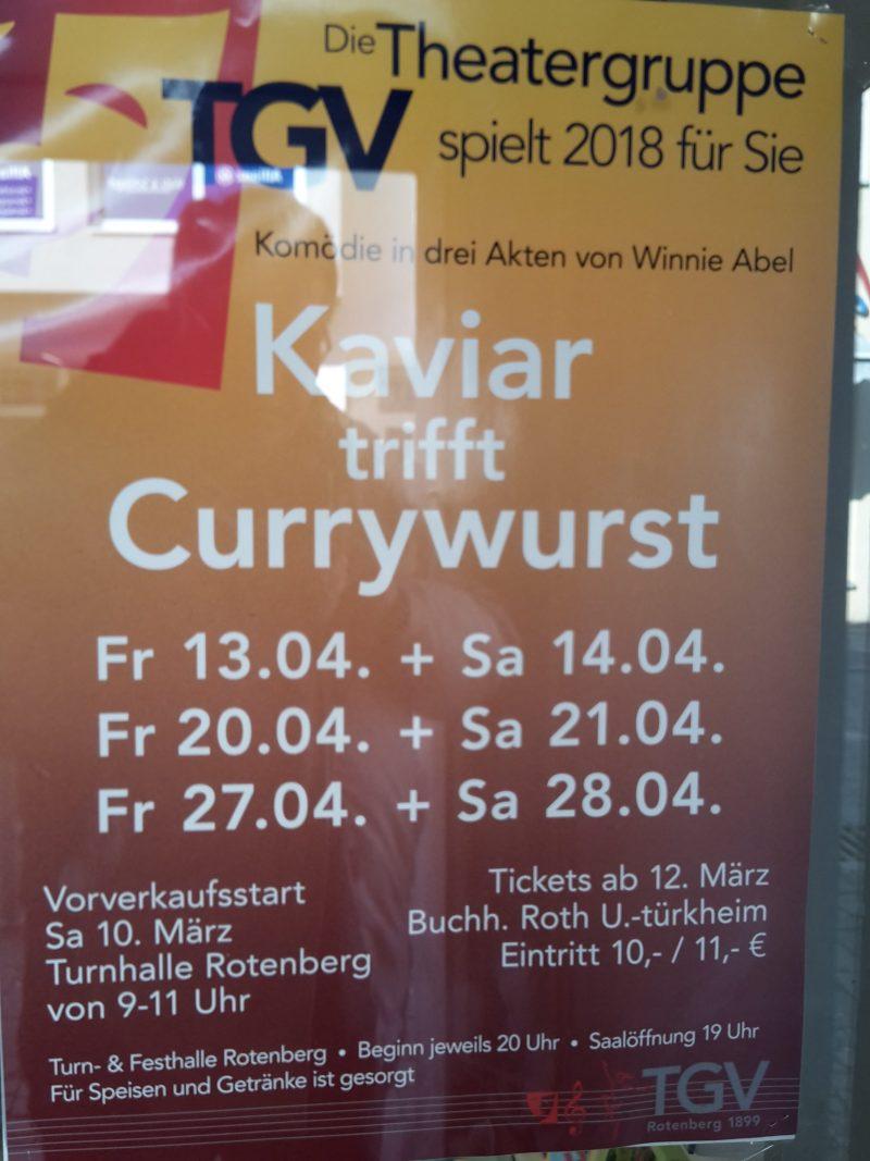 TGV Rotenberg mit Komödie \