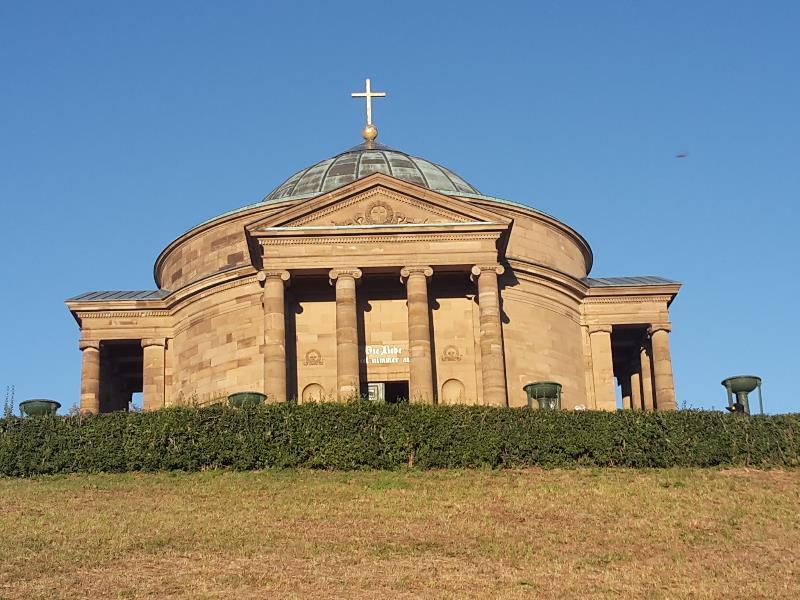 Führungen in der Grabkapelle ab 1. August