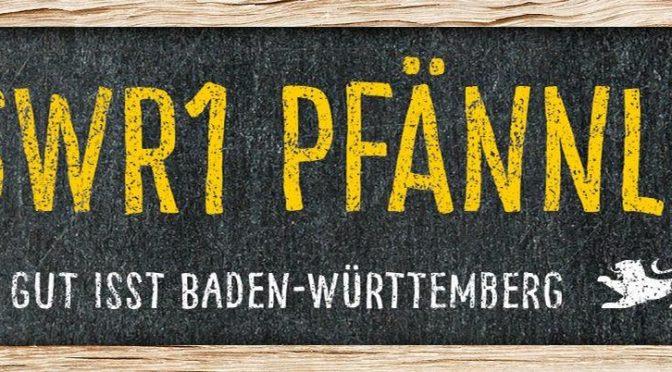 SWR1 Pfännle in Fellbach am 29.9.2019