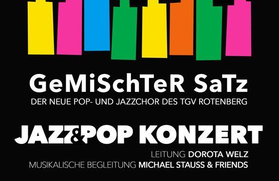 TGV-Jazz und Popkonzert in Rotenberg