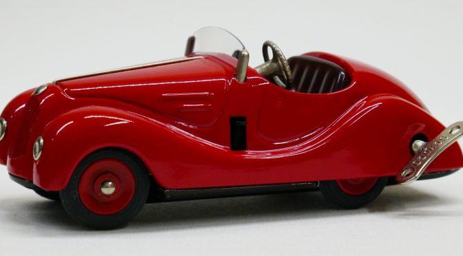 Modellautos. Es ist ein Modell (und es sieht gut aus)