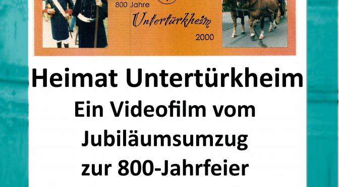 Film: Heimat Untertürkheim – Fr 7.2.2020 – 20 Uhr