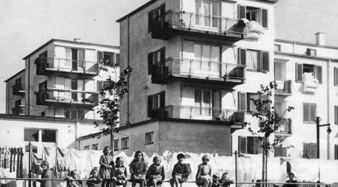 Geschlossen: AUSSTELLUNG: Richard Döcker – Architekt des Neuen Bauens – 25.2. bis 18.3.2020