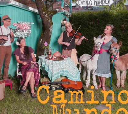 ABGESAGT – Kulturtreff: Camino Mundo – Fr 13.3.2020 – 20 Uhr