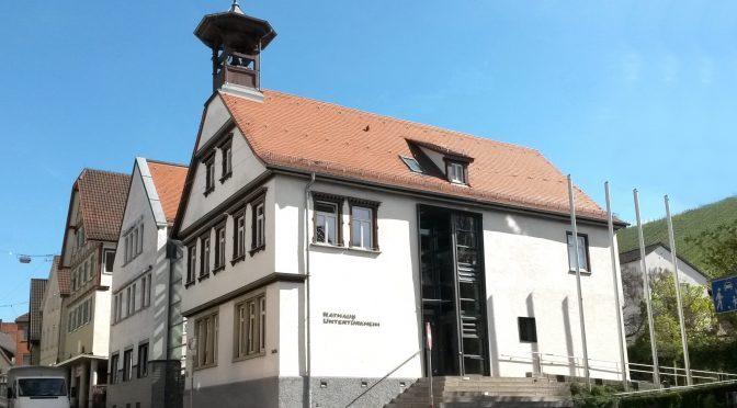Bezirksbeiratssitzung Untertürkheim am 11.2.2020