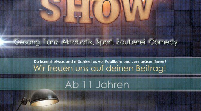 Die Talentshow im CAFE RATZ – Fr 14.2.2020