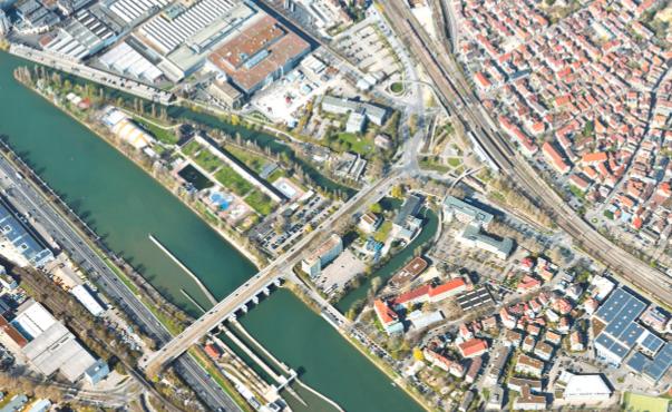 Bürgerbeteiligung für IBA27-Stadt am Fluss in Untertürkheim 5.10.-1.11.2020 verlängert