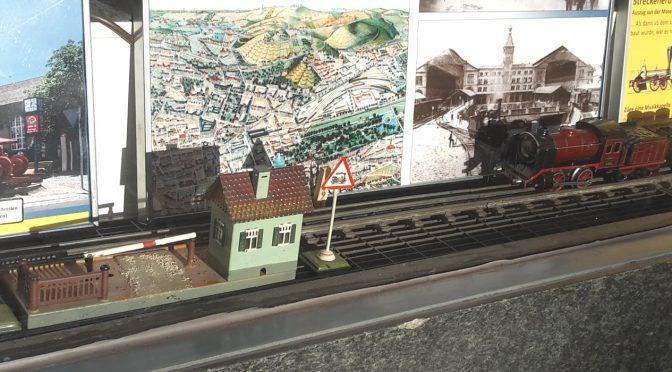 OPEN-AIR-AUSSTELLUNG: 175 JAHRE Württ. Eisenbahn