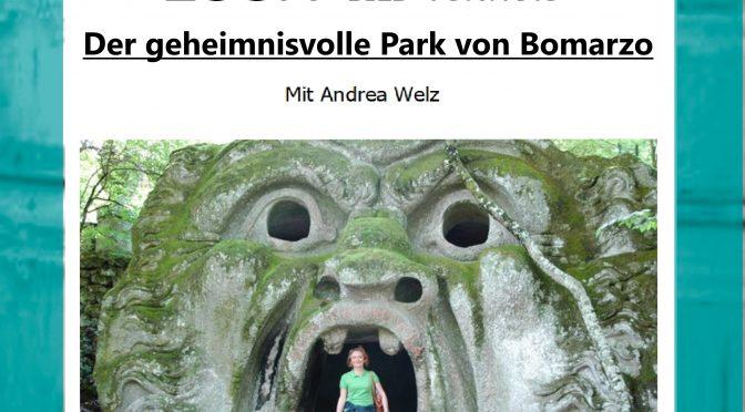Der geheimnisvolle Park von Bomarzo Fr, 21.05.2021 – 20 Uhr – ZOOM