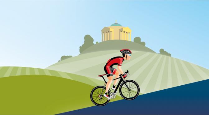 Rad-Bergzeitfahren nach Rotenberg am So 18. Juli 2021