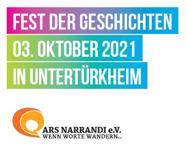 Fest der Geschichten in Untertürkheim am 3. Oktober