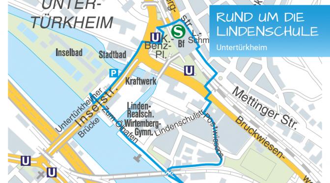 Untertürkheim: jetzt 3 Rundstrecken für S'Läuft
